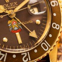 Rolex 1675 Gelbgold 1973 GMT-Master 40mm gebraucht Deutschland, München