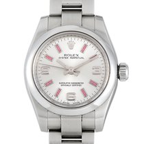Rolex Oyster Perpetual 26 Steel 26mm Silver United States of America, Pennsylvania, Southampton