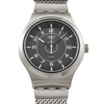 Swatch Steel 42mm Automatic YIS418MB new United States of America, Pennsylvania, Southampton