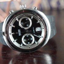 Rado D-Star 200 Acero 44mm Negro Sin cifras