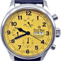 Ernst Benz Steel 44mm Automatic pre-owned United States of America, Florida