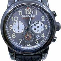 Chopard Steel Automatic Black Arabic numerals 40mm pre-owned Grand Prix de Monaco Historique