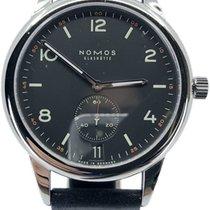 NOMOS Club Automat Datum Steel 41.5mm Black Arabic numerals United States of America, Florida