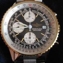 Breitling Old Navitimer новые 1989 Автоподзавод Хронограф Часы с оригинальными документами и коробкой 81610