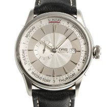 Oris Artelier Small Second Steel 45mm Silver