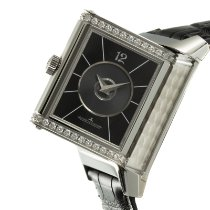 Jaeger-LeCoultre Reverso Duetto Steel 34mm Silver