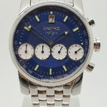 Eberhard & Co. Steel 40mm Automatic 31041 pre-owned