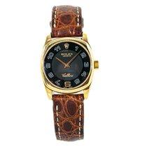 Rolex Cellini Danaos Yellow gold 25mm Black Arabic numerals United States of America, New York, New York