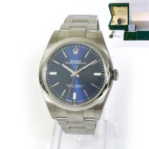 Rolex Oyster Perpetual 39 new 2018 Watch with original box and original papers 114300