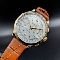 Eberhard & Co. Yellow gold Manual winding Extra-Fort pre-owned