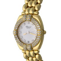 Chopard Gstaad Yellow gold 31mm White No numerals United States of America, Texas, Dallas