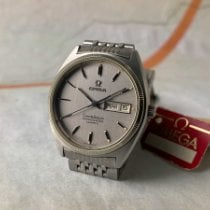 Omega Constellation Quartz Gold/Stahl 34mm