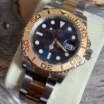 Rolex 16623 Gold/Steel 2010 Yacht-Master 40 40mm new