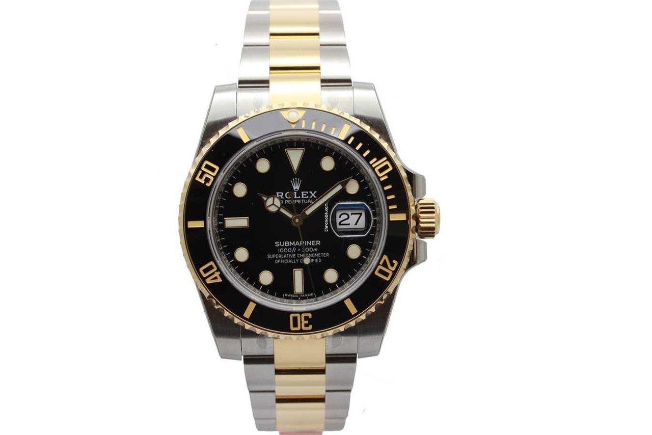 Rolex Submariner Date 116613LN 2021 new