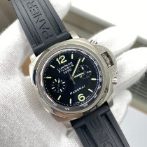 Panerai PAM 00212 Acero 2008 Luminor 1950 3 Days Chrono Flyback 44mm usados