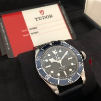 Tudor Black Bay Steel 41mm Black No numerals Thailand, Samutprakarn