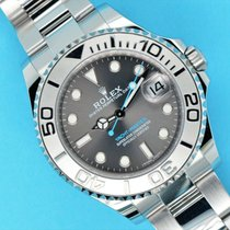 Rolex Yacht-Master 37 pre-owned 37mm Date Steel