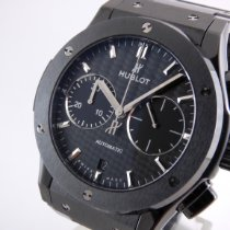 Hublot Classic Fusion Chronograph 521.CM.1171.RX New Ceramic 45mm Automatic