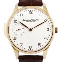 IWC Rose gold 42mm Manual winding IW5240 pre-owned