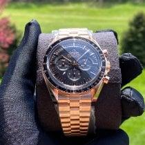 Omega Speedmaster Professional Moonwatch Rose gold Black
