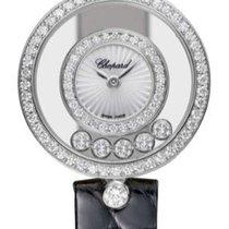Chopard 203957-1214 Bílé zlato 2021 Happy Diamonds 25.8mm nové