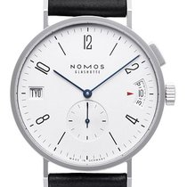 NOMOS 635 Steel 2020 Tangomat GMT 40mm new