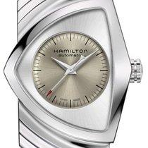 Hamilton Ventura Steel Silver