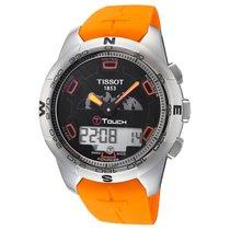 Tissot Touch new Quartz Chronograph Watch with original box and original papers SKU