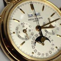 Patek Philippe Perpetual Calendar Chronograph Rose gold 36mm White Arabic numerals