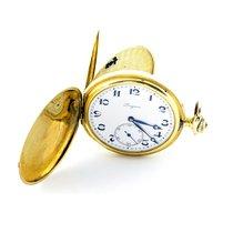 Longines Хорошее Желтое золото 45mm