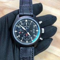 IWC Pilot Chronograph Top Gun IW379901 Очень хорошее Керамика 46mm Автоподзавод Россия, Moscow