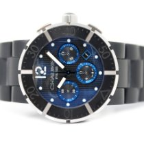Chaumet new Automatic Display back Small seconds Screw-Down Crown 43mm Titanium Sapphire crystal