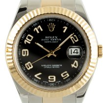 Rolex 116333 Gold/Steel 2011 Datejust II 41mm pre-owned