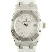Audemars Piguet Royal Oak Lady Stal 33mm Srebrny