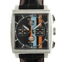 TAG Heuer Monaco Steel 38mm