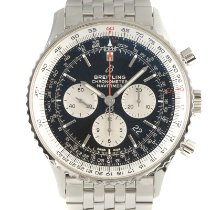 Breitling Steel 46mm Automatic AB0127 pre-owned
