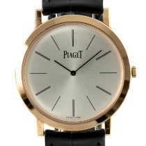 Piaget new Manual winding 38mm Yellow gold Sapphire crystal