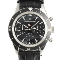 Jaeger-LeCoultre Deep Sea Chronograph Acero 42mm Negro