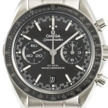 Omega Speedmaster Racing Zeljezo 44mm Crn
