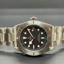 Tudor Black Bay Steel new 2021 Automatic Watch with original box and original papers M79730-0001