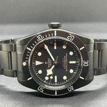 Tudor Black Bay Dark Acero 41mm Negro