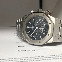 Audemars Piguet Royal Oak Chronograph Acciaio 39mm Blu Senza numeri Italia, Firenze