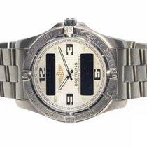 Breitling Aerospace Avantage Titanium 42mm White Arabic numerals United States of America, New York, Brooklyn