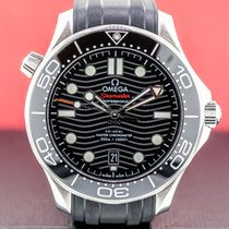 Omega Seamaster Diver 300 M Steel 42mm United States of America, Massachusetts, Boston