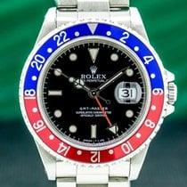 Rolex GMT-Master 16700 Steel 40mm Automatic United States of America, Massachusetts, Boston