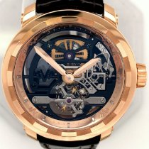 Dewitt Rose gold 43mm Manual winding T8.TH.008A pre-owned United States of America, New York, New York