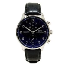IWC Portuguese Chronograph IW371447 Bueno Acero 41mm Automático
