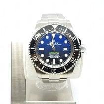 Rolex Sea-Dweller Deepsea Steel 44mm Blue No numerals UAE, Sharjah