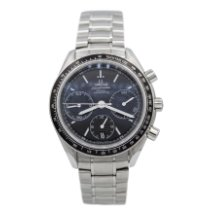 Omega Speedmaster Racing Steel 40mm Black No numerals United States of America, New York, New York