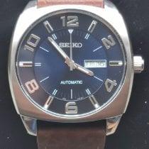 Seiko 5 neu 2020 Automatik Uhr mit Original-Box und Original-Papieren SNKN37